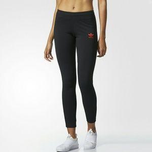 New Adidas Originals Trefoil Leggings